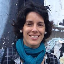 Användarprofil för Maria Fernanda