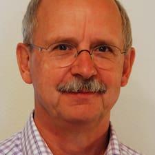 Ulrich felhasználói profilja