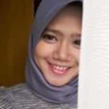 Karima - Uživatelský profil