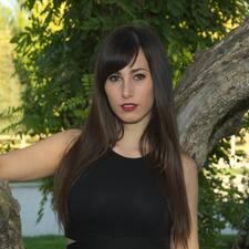 Perfil de usuario de Lucía
