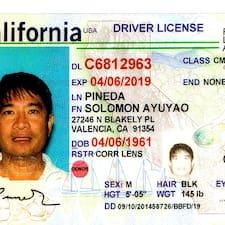 Solomon的用戶個人資料