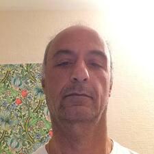 Prakash felhasználói profilja
