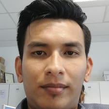 Henkilön Mohd käyttäjäprofiili