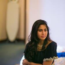 Henkilön Trishanya käyttäjäprofiili