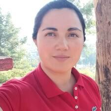 Karina Paz User Profile
