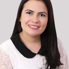 Notandalýsing Maria Camila