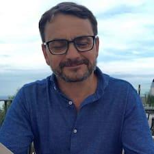Profilo utente di Xavier Christian Bernand Bellot
