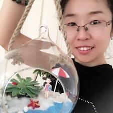 Gebruikersprofiel Ying