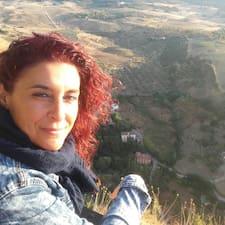 Silvia Cristina的用戶個人資料