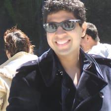 Namit felhasználói profilja