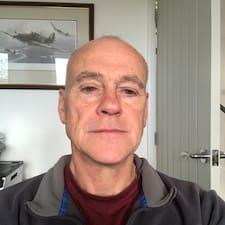 Phil felhasználói profilja