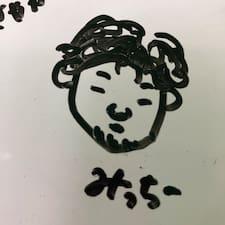 Профиль пользователя 芹澤