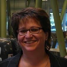 Mariëtte felhasználói profilja