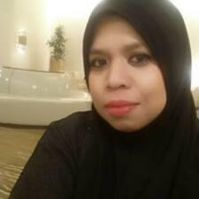 Profil utilisateur de Ruhaidah