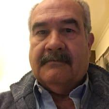 Gebruikersprofiel Alejandro Rafael