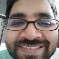 Profil utilisateur de Saurabh