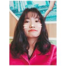 Profil utilisateur de Yueyao