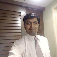 Siva felhasználói profilja