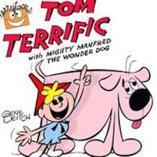 Gebruikersprofiel Tom