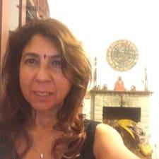Clarisa felhasználói profilja