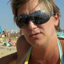 Profil Pengguna Anne Chantal