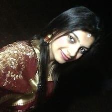 Sahana felhasználói profilja