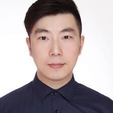Perfil do utilizador de Guojie