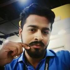 Profil Pengguna Praveen