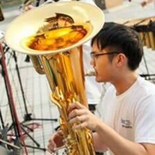Kai Chieh felhasználói profilja