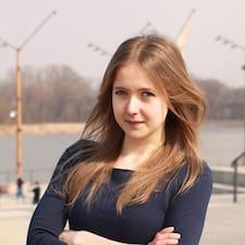 Klaudia Brukerprofil