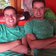 Mohamed, Ahmed & Carolyn felhasználói profilja