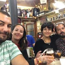 Ceci & Javi, Facu & Lore