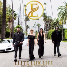 Elite Lux Life is the host.