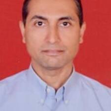 Användarprofil för Col Ranjit