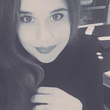 Iliana felhasználói profilja