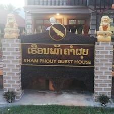Thonh felhasználói profilja
