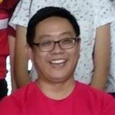 Henkilön Wei-Harng käyttäjäprofiili