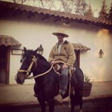 Henkilön Juan Cristóbal käyttäjäprofiili