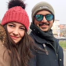 Sheyda & Mustafa User Profile