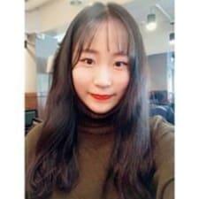 Perfil do utilizador de 윤정
