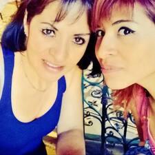 Profil Pengguna Leticia