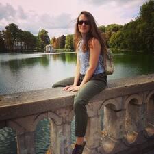 Profil utilisateur de Sarah Isabelle