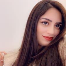 Profil utilisateur de Raghda