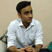 Prerit User Profile