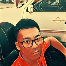 Tianci - Uživatelský profil