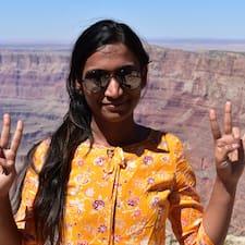 Gebruikersprofiel Keerthana Rani