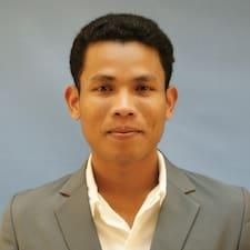 Souvann User Profile