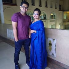 Användarprofil för Aishyarjya Lakshmi