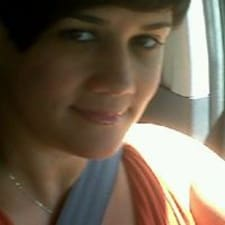 Ana Patricia felhasználói profilja
