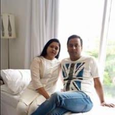 Profil Pengguna Sunil